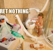 Kids Making Mess: Leave It To The Kids And All Hell Will Break Loose (25 Pics)