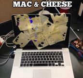 Mac and cheeze