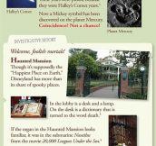Many Secrets of Disneyland