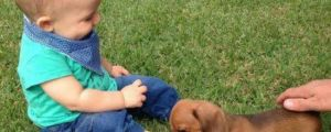 Kids + Animals = A Winning Combination Of Cute
