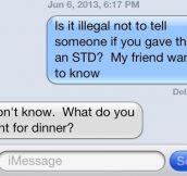 Nathan Fielder Never Disappoints With His Text Pranks (13 Pics)