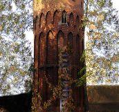 Rapunzel's Tower, Wales…