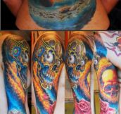 Wonderful tattoo designs…