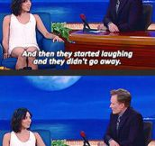 Further proof that Aubrey Plaza is awesome…