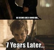 Batman's biggest mistake…