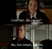 Smart life…