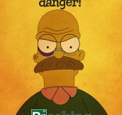 Breaking Flanders…