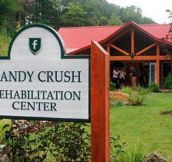 Candy Crush rehab…