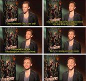 Lucky Loki…