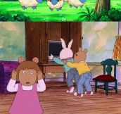 Pictures that will ruin your childhood…