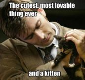 The most lovable thing ever…
