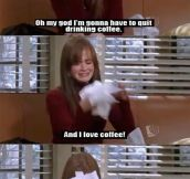 Quitting caffeine…