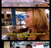 Don't mess with Chef Ramsay…