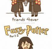Fuzzy Potter…