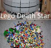 Finally a LEGO model I can build…
