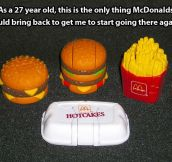 McDonald's should bring these back…