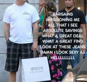 Metallica goes shopping…