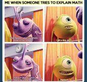Understanding math…