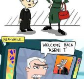 Phineas and Neville…