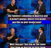 Louis C.K.'s take on Rolling Stone…