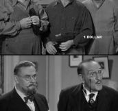 Some Three Stooges to lighten up your day…