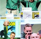 Bryan Cranston is awesome…