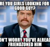 Looking for a good guy?