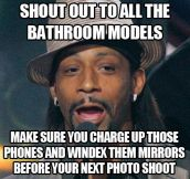 To all the bathroom mirror models…