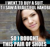 When women go shopping…