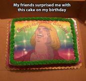 Hee-Man cake…