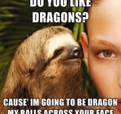 I heard you like dragons…