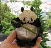 Paper Panda…
