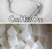 Sugar cubed…