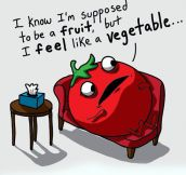 Tomato is conflicted…