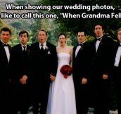 When Grandma Fell…