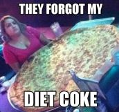 Dieting problems…