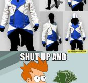Awesome Assassin's Creed jacket…