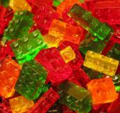 Just Lego Gummies…