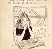 Book people…
