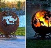 Epic fireplace…