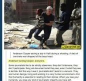 Good Guy Anderson Cooper…