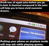 Amazing Life Hacks…