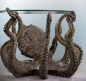 The Octopus Table…