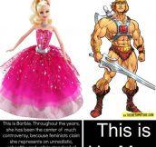 Feminist double standard…