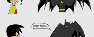 Batman time…