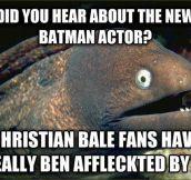 Batman online uproar…