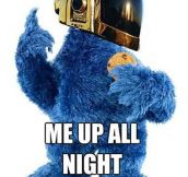 Daft Monster…