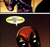 Deadpool describes most of us…