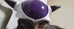 If cats had a super villain…