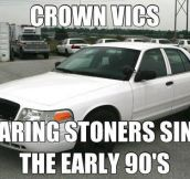 Crown Vics…